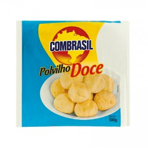 COMBRASIL Maniokstärke, süsslich Polvilho Doce 500g