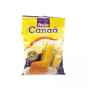 CANAA Maismehl GMO-Frei - Farinha de Milho Flocão Não Transgenico, 500g