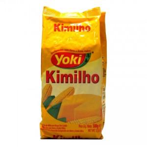 YOKI Maismehl-Flocken Farinha de Milho em Flocos Kimilho 500g
