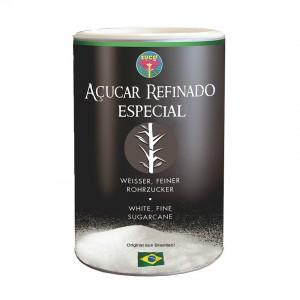 Açucar Guarani, feiner weißer Rohrzucker, 250g