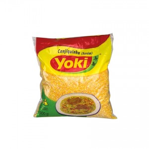 YOKI Gelber Mais Canjiquinha Amarela 500g