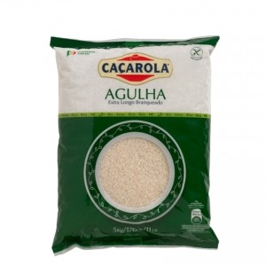 CAÇAROLA - Langkornreis - Arroz Agulha,5 kg