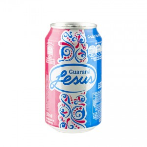 Guaraná JESUS 350ml