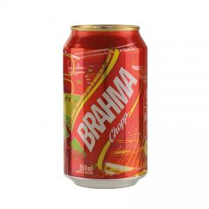 BRAHMA brasilianisches Bier Dose Cerveja Chopp lata 350ml 4,8% vol