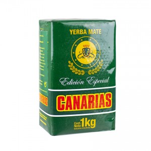 CANARIAS Mate-Tee Yerba Mate Edicion Especial 1kg