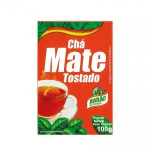 BARÃO Gerösteter Mate-Tee Yerba Mate tostado 100g