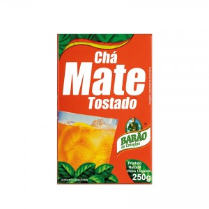 Chá Mate BARÃO Tostado 250g