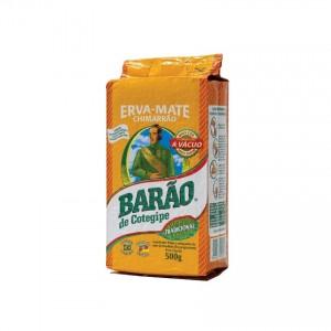 Erva Mate BARÃO Tradicional 500g