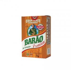 Erva Mate BARÃO Premium 1kg