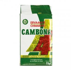 Erva Mate BARÃO Cambona 4, 1kg