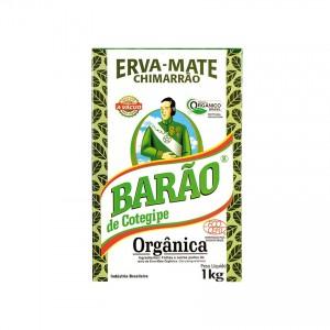 Erva Mate BARÃO Organica 1 kg