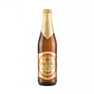 PACEÑA bolivianisches Bier Cerveza 350ml 4,8% vol.
