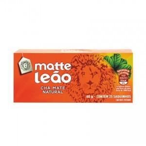 Chá Mate Natural MATTE LEÃO, 40g