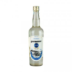 Cachaça Premium GERMANA Soul, 40% vol. (700ml)