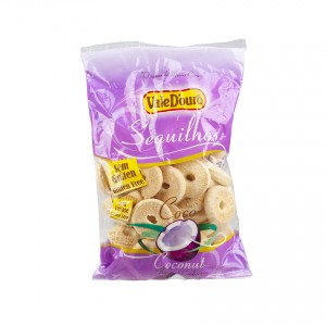 Sequilhos Coco VALE D OURO 350g
