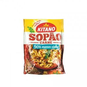 Sopão de Carne com Macarrão e Legumes KITANO