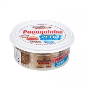 DACOLONIA Feiner Erdnuss-Riegel Zero Zucker- Paçoquinha Rolha Zero, 170g