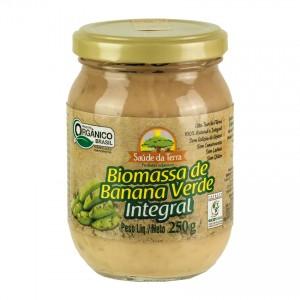 Biomassa de Banana Verde Integral DACOLONIA 250g