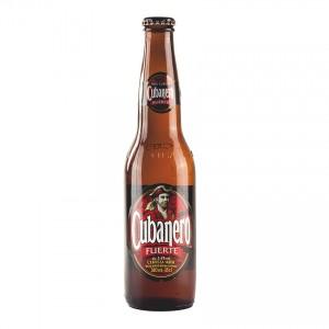 CUBANERO kubanisches Bier Cerveza Fuerte 350ml