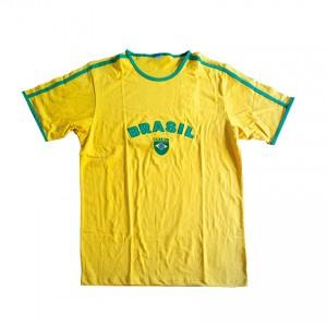 Brasilianisches T-shirt G/L Camisa Brasileira L