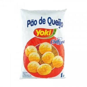 Pão de Queijo YOKI 1 Kg