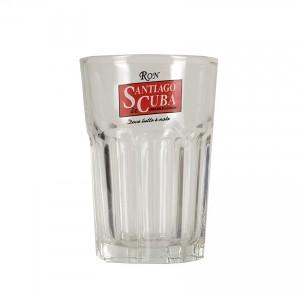 SANTIAGO DE CUBA Rum Longdrinkglas Vaso para Ron