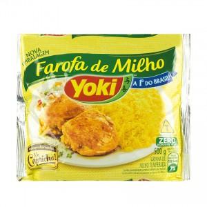 Farofa Pronta de Milho YOKI 500g