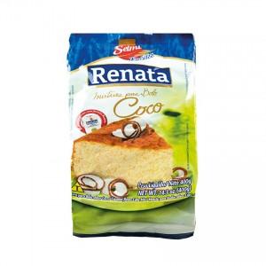 RENATA Backmischung für Kuchen mit Kokosgeschmack Mistura para Bolo de Coco 400g