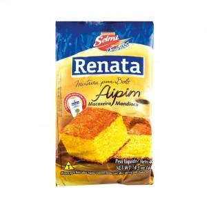 RENATA Backmischung für Kuchen mit Maniokgeschmack Mistura para Bolo de Aipim 400g