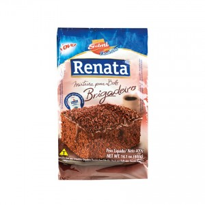 Mistura para Bolo de Brigadeiro RENATA 400g