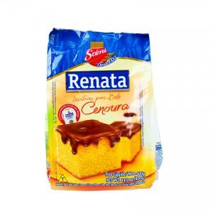 Mistura para Bolo de Cenoura RENATA 400g