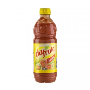DAFRUTA Guave Fruchtsaftkonzentrat Suco concentrado de goiaba 500ml