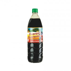 SUPREMUS Guaraná Sirup Xarope de Guarana 1L