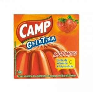 Gelatina CAMP Morango