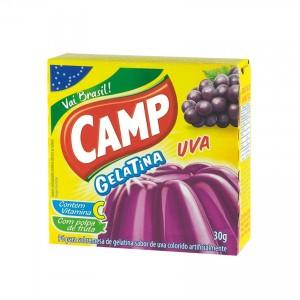 Gelatina CAMP Uva