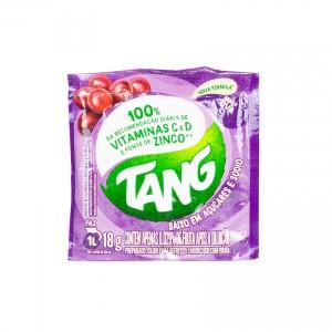 TANG Instant Getränkepulver mit Trauben Geschmack Refresco em Pó Sabor Uva 25g