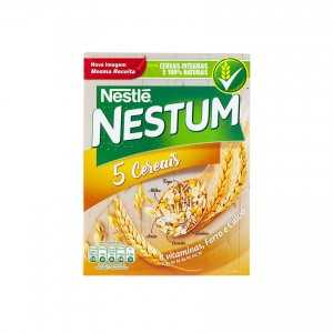 NESTUM Getreideflocken 5 Getreide/ 5 Cereais 250g