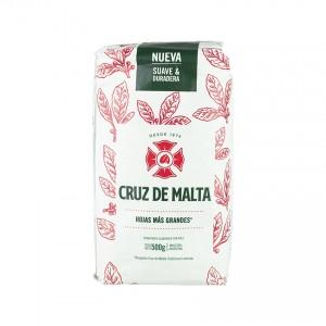 CRUZ DE MALTA Mate-Tee Yerba Mate 500g