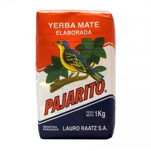 PAJARITO Mate-Tee Yerba Mate Tradicional 1kg
