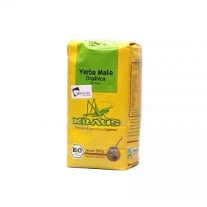 KRAUS Mate Tee Yerba Mate Organica 500g
