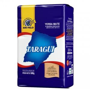 TARAGUI Mate-Tee ohne Stängel Yerba Mate sin palo 500g
