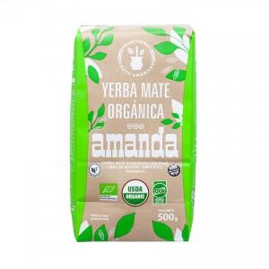 "Yerba Mate AMANDA ""Organica"" 500g"