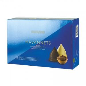 HAVANNA Milchkaramell/Schokoladen Pralinen (12er-Pack) - Havannettes Mixtos (Pack de 12) 456g