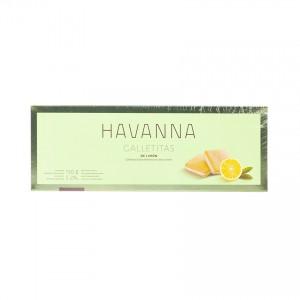 HAVANNA Zitronenkekse - Galletitas de Limón, (6er-Pack), 150g