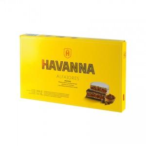 HAVANNA gesmischte Milchkaramelle Bisquits (6er-Pack) - Alfajores Mixtos (Pack de 6) 306g