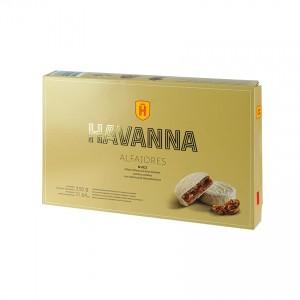 HAVANNA Milchkaramell/Nüsse Bisquits (6er-Pack) - Alfajores Nuez (Pack de 6) 330g