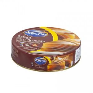 ARCOR - Süßkartoffeldessert mit Schokolade - Dulce de Batata con Chocolate, 700g