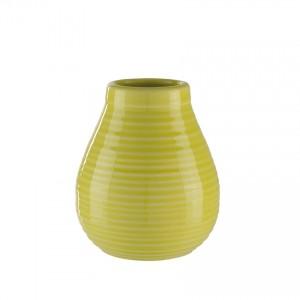 Calabaza Keramik (Gelb)