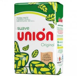 UNION Mate-Tee Yerba Mate Suave 1kg