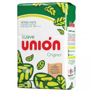 UNION Mate-Tee Yerba Mate Suave 500g